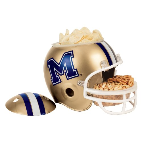 Michigan State Football Snack Helmet