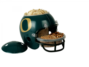 NCAA Football Snack Helmets
